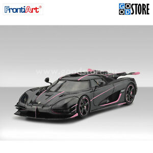Details About Koenigsegg One 1 Model Car Mib Frontiart F038 55 143 Collectible Limited Edt