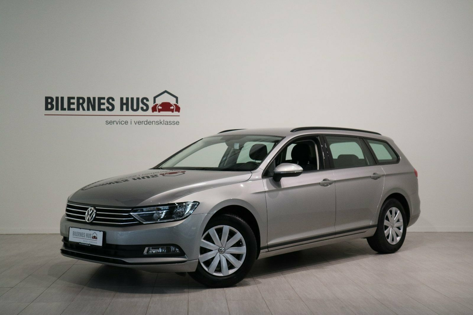 VW Passat Billede 1