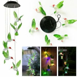 Color-Changing-Solar-LED-Hummingbird-Wind-Chimes-Light-Home-Garden-Decor-Lamp