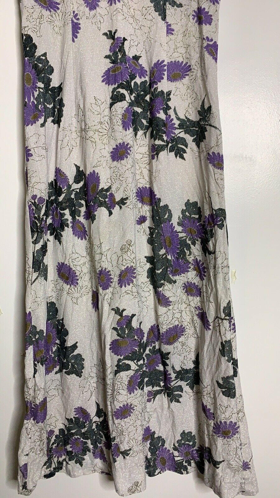 Vintage Alfred Shaheen Daisy Dress - image 5