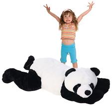 "60"" Jumbo Panda Large Plush Stuffed Animal Giant Big Toy by JOOJOO - NEW"