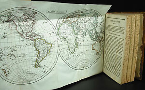 Abrege-de-geographie-moderne-mappe-monde-8-cartes-PINKERTON-J-1805-maps