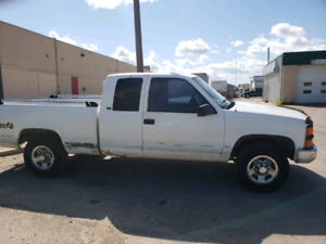 1996 k1500 project or parts truck
