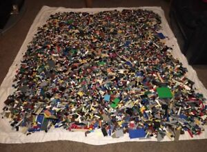 1000-Lego-Pieces-Blocks-Brick-Parts-Random-Lot-Educational-Bulk-Lbs-lb-pounds