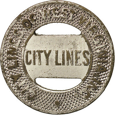 Dedicated City Lines Of West Virginia Inc. United States Token #410771