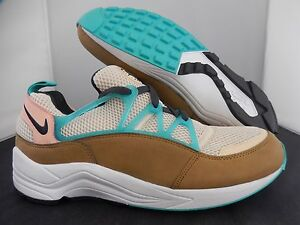 buy online abff5 2931f Image is loading NIKE-AIR-HUARACHE-LIGHT-FB-FLAT-OPAL-GOLDEN-