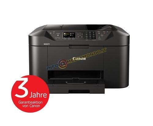 STAMPANTE INKJET MULTIFUNZIONE A COLORI Canon MAXIFY MB2155