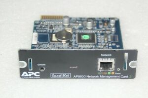 APC-Power-Intelligent-Network-Control-Card-UPS-Monitoring-Card-AP9630-Network-Ma