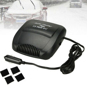 Image Is Loading 200w Car Portable 2 In 1 Ceramic Heating