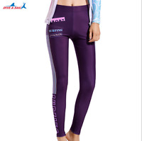 Women Surfing Swim Board Trousers Skinny Leggings Swimwear Pants Sea Legs Sports