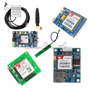 Details about SIM808 GSM GPS GPRS Bluetooth Module With 2 4G Antenna  Replace SIM908 f Arduino