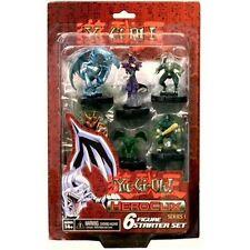 Yu-Gi-Oh! Heroclix 6-Figure Starter Set, Series 1, New, English