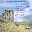 Sir Arthur Bliss, Sir Henry Walford Davies, York Bowen: Violin Sonatas (CD, Mar-2011, EM Records)