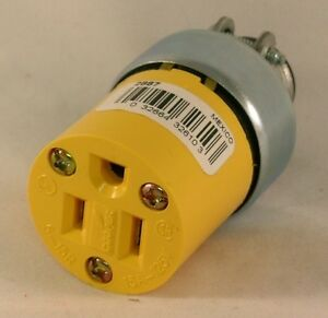 eagle electric cooper wiring devices p n 2887 nema 5 15 receptacle rh ebay com Leviton Wiring Devices eagle electric wiring devices