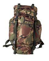 Combat 60ltr DPM Camo Bergen Patrol Daysack Military Army Rucksack Cadet