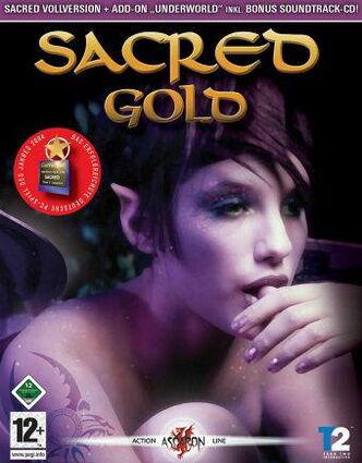 1 von 1 - Sacred Gold (PC, Box)