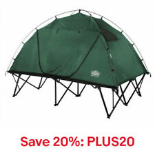 Kamp-Rite CTC 2-Person Collapsible Backpacking Camping Tent Cot, 20% off: PLUS20