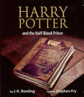 Harry Potter and the Half-Blood Prince: Unabridged by J. K. Rowling (CD-Audio, 2005)
