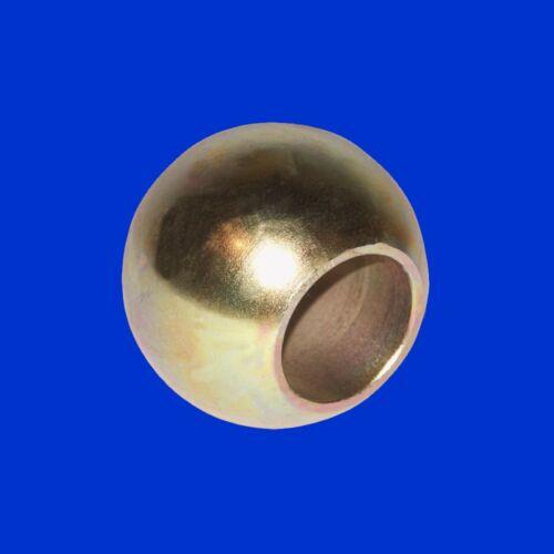 2 Kugeln für Unterlenker Fanghaken zur Aufnahme eines Anbaugeräts versch Größen