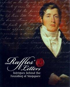 RAFFLES-039-LETTERS-FOUNDING-of-SINGAPORE-history-thomas-stamford-correspondence