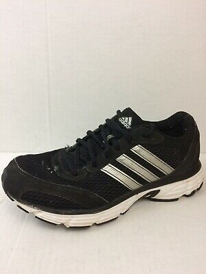 Adidas Vanquish Womens 7 Med Black