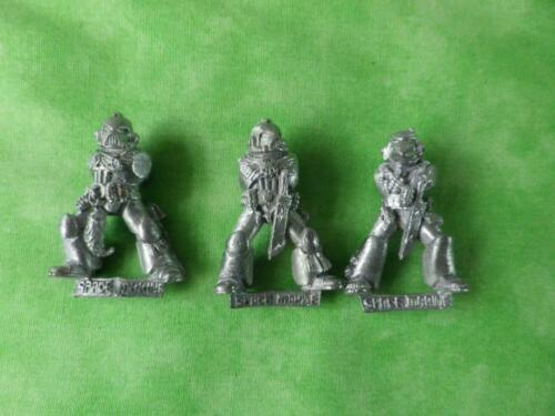Marines espaciales Classic Metal lobos marinos espacio tres garras de sangre 2E