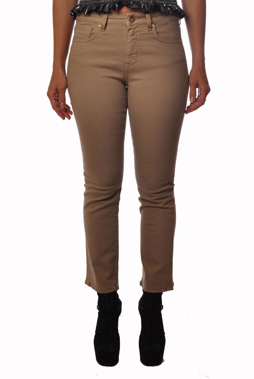 Pinko  -  Pants - Female - Beige - 3671125A181519