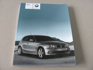 manuel d utilisation en espagnol bmw e87 116i 118d 11i 120d 120i rh ebay co uk E87 Style 87 BMW E87