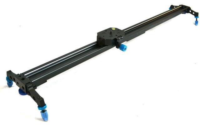 "StudioFX 40"" Pro DSLR Camera Slider Dolly Track Video Stabilizer"
