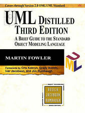 UML Distilled: A Brief Guide to the Standard Object Modeling Language by Fowler