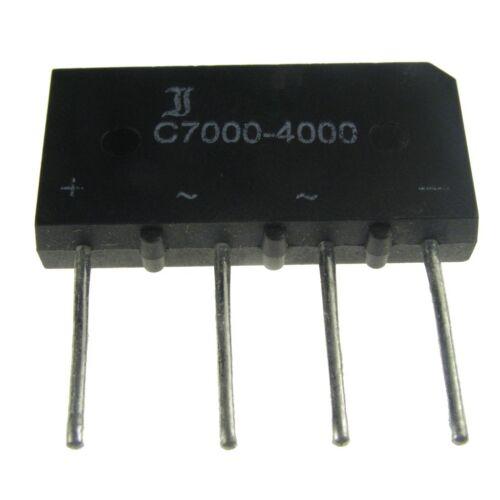 8 ponti raddrizzatori 500v 7a b500c7000 raddrizzatori b500c7000-4000 858784