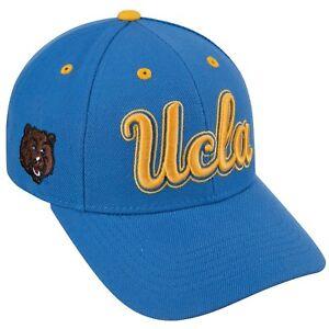 f12f60a9f5b Image is loading UCLA-BRUINS-NCAA-TRIPLE-THREAT-ADJUSTABLE-STRAPBACK-TOW-