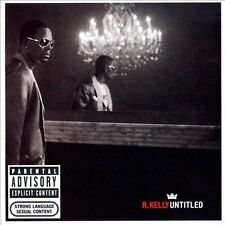 Untitled R.Kelly MUSIC CD