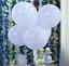 miniature 3 - 12-034-pouces-Mini-Jumbo-Geant-Big-gros-macarons-pastel-Candy-Ballons-Arch-Mur