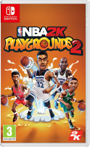 NBA Playgrounds 2 SWITCH 5026555067423