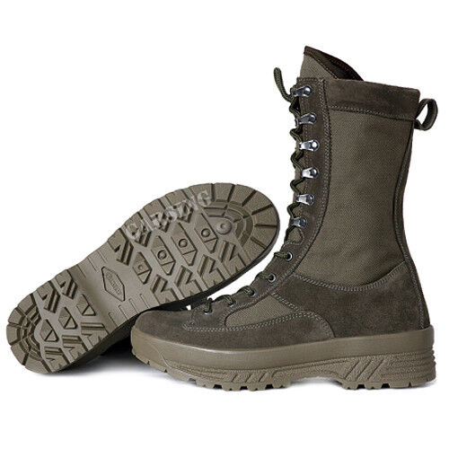 Men's Combat Boots Tactical Russian Military Garsing Jungle Leightweight Olive