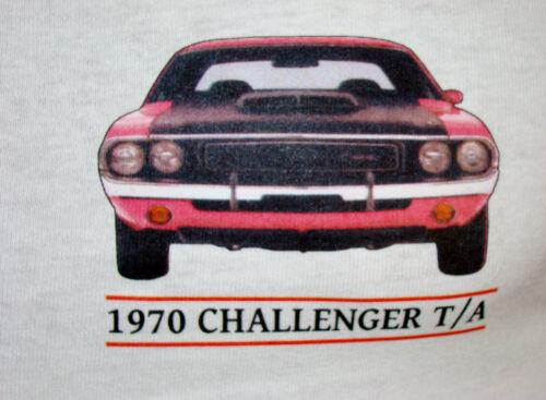 DODGE CHALLENGER T//A 1970 LONG SLEEVE