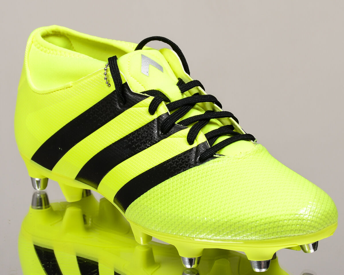 adidas ACE 16.3 Primemesh SG prime mesh uomo soccer cleats football volt BA8422 Scarpe classiche da uomo