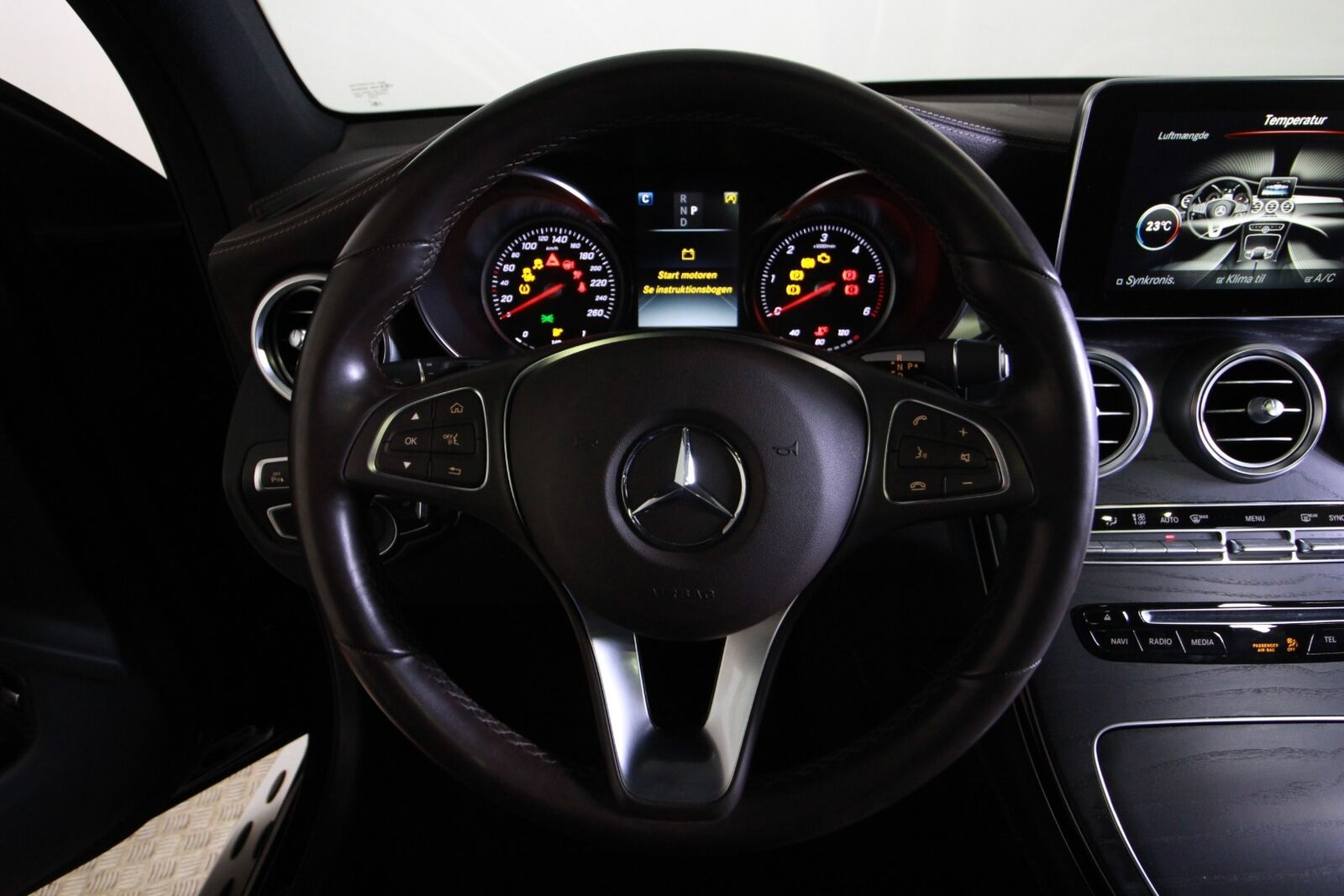 Mercedes GLC250 d aut. 4Matic