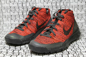 603 8 Scarpa rossanera Waterrepel Wmn 805093 Free Nike Fsb 9uomo Chukka 3m Flyknit sCrxhdtQ