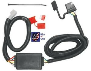 Trailer-Hitch-Wiring-Harness-For-Subaru-Forester-1998-1999-2000-2001-2002-2003