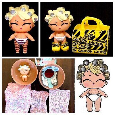 LOL Surprise baby goo-goo Family Lil Sisters dolls eye spy glitter toy gift
