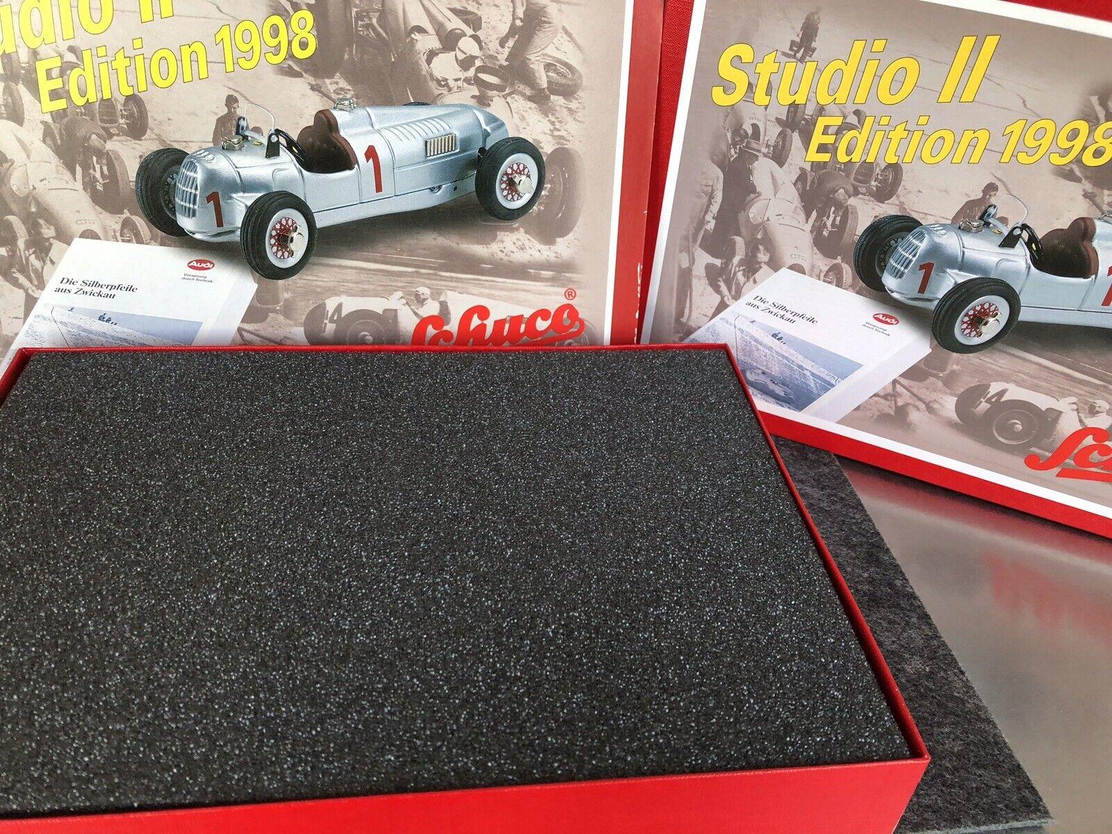 Schuco Studio 2 edition 1998 neuf dans sa boîte édition 1500 St.