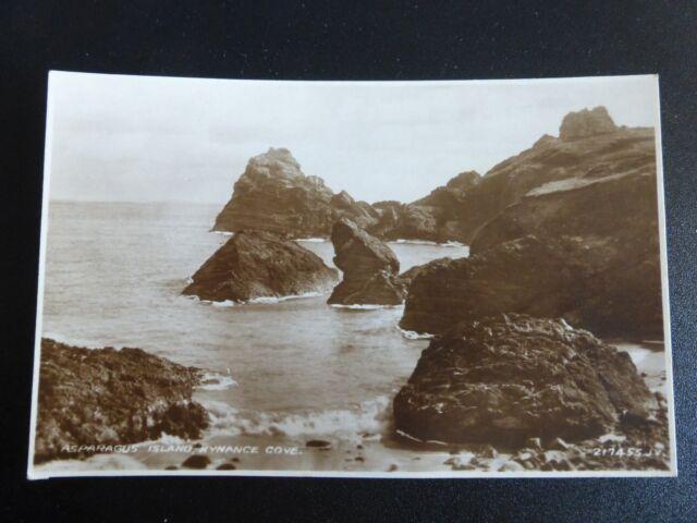 Valentine's Postcard: Asparagus Island, Kynance Cove, Cornwall