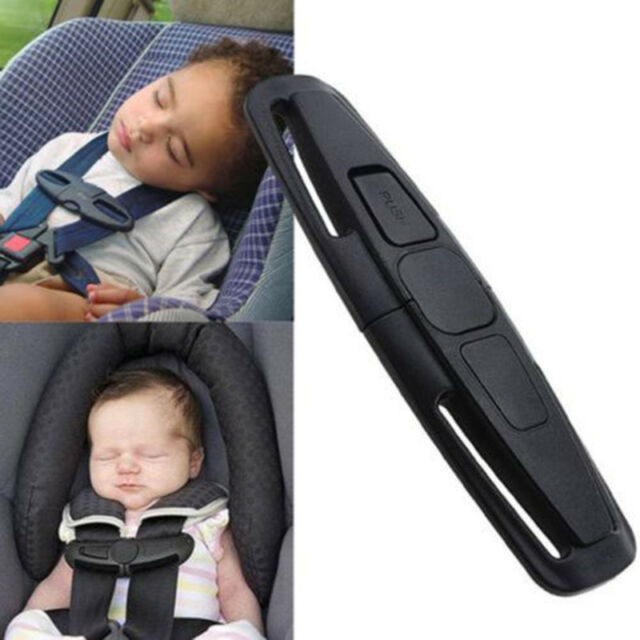 Car Safety Seat Strap Belt Harness Chest Clip Safe Buckle for Baby