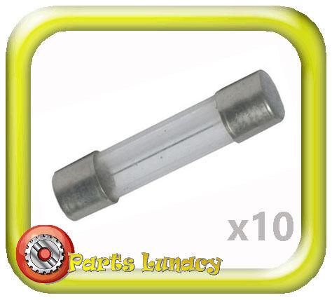 FUSE Glass SFE 14 Amp x10
