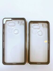 huge discount 0de82 da9fa Details about OEM Under Armour UA Protect Verge Case for Google Pixel 3 3  XL - Gray / Clear