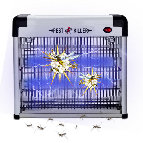 12W Mückenvernichter Stehend Insektenfalle UV-Licht Insektenvernichter
