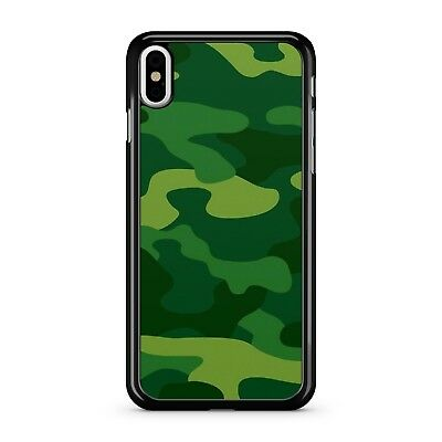 finest selection 36347 6c8e2 Mixed Green Coloured Army Camouflage Soldier War Print 2D Phone Case Cover  | eBay