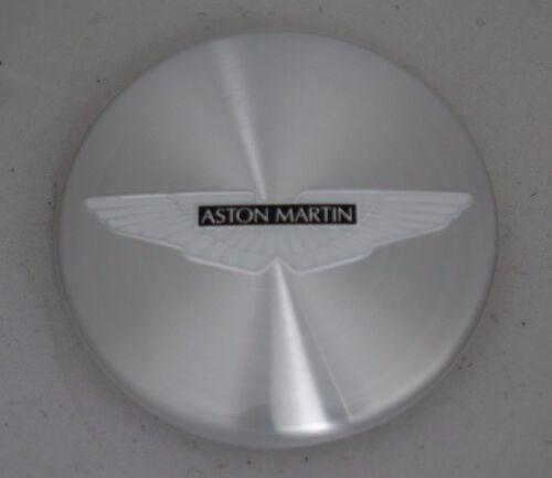 Silber Mit Schwarz Flügel Aston Martin Rad Mitte Abzeichen